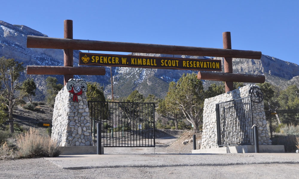 Spencer Kimball Scout