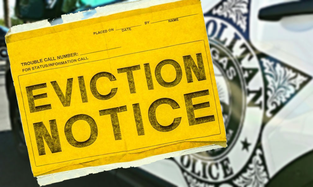 Nevada Eviction Notice