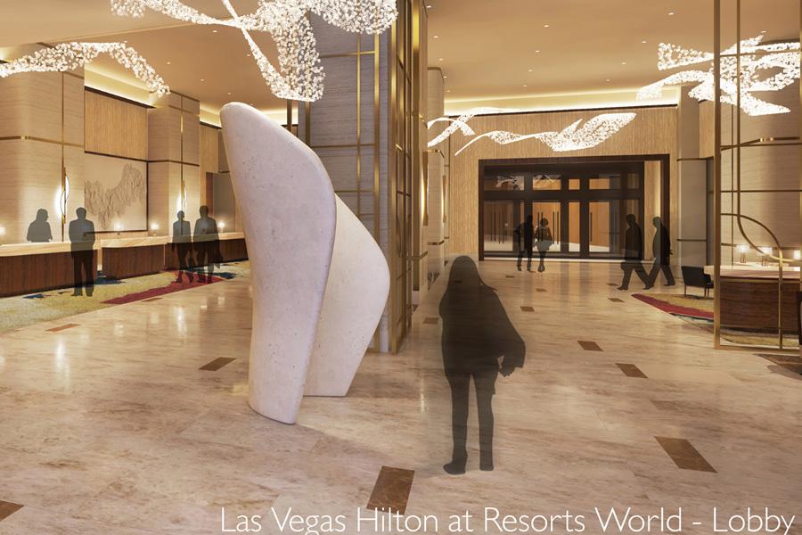 Hilton Resorts Lobby