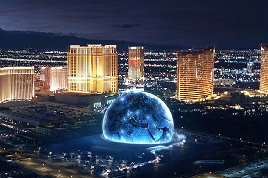 Sphere Las Vegas