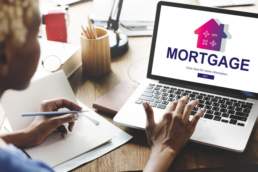 Mortgage on Computer