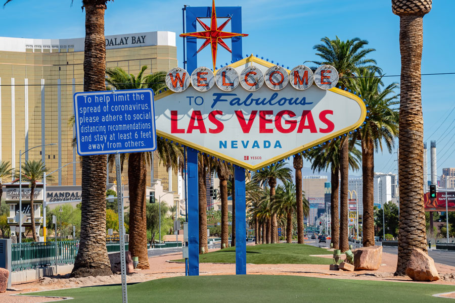 Las Vegas Has Highest Increase