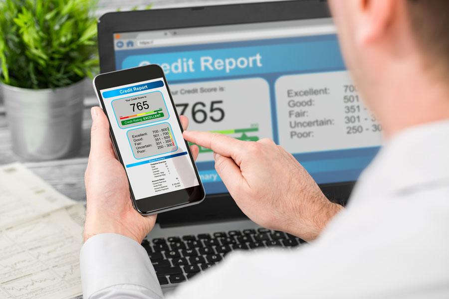 F.I.C.O. credit score