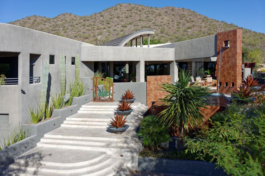 Luxury Home in Desert