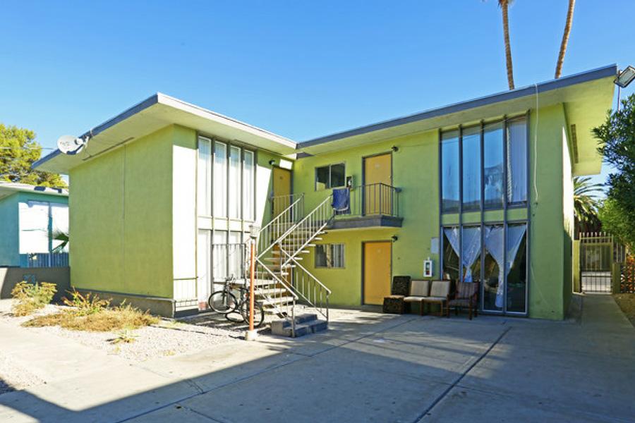 Las Vegas Developer Acquires Midtown Las Vegas Multifamily Property