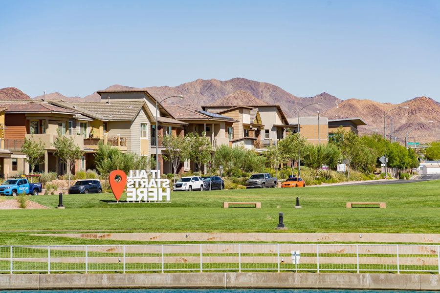 Cadence community, located in Henderson
